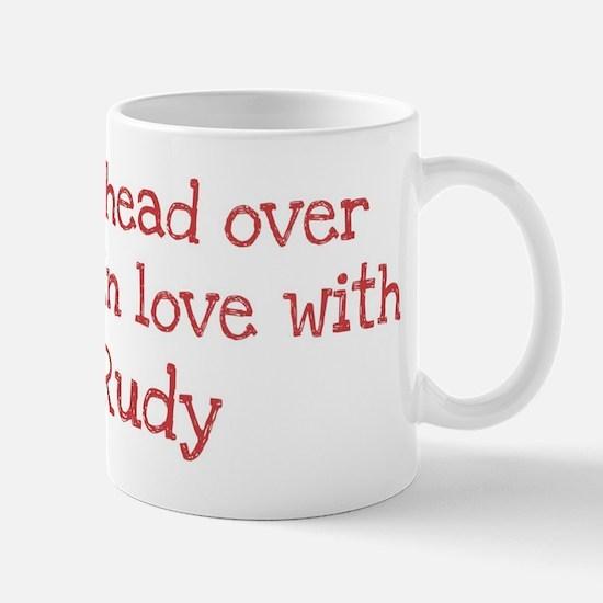 In Love with Rudy Mug