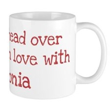 In Love with Sonia Mug