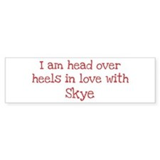 In Love with Skye Bumper Bumper Sticker