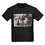 New York Shoe Shine Kids Dark T-Shirt