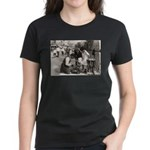 New York Shoe Shine Women's Dark T-Shirt