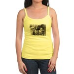 New York Shoe Shine Jr. Spaghetti Tank