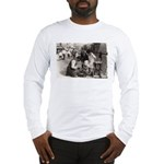 New York Shoe Shine Long Sleeve T-Shirt