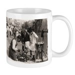 New York Shoe Shine Mug