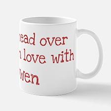 In Love with Owen Mug