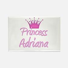 Princess Adriana Rectangle Magnet