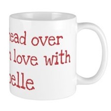 In Love with Noelle Mug