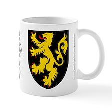 Belgium: Heraldic Mug