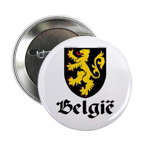Belgium: Heraldic Button