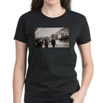 Rawhide Nevada Main Street Women's Dark T-Shirt