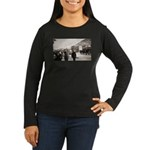 Rawhide Nevada Main Street Women's Long Sleeve Dar
