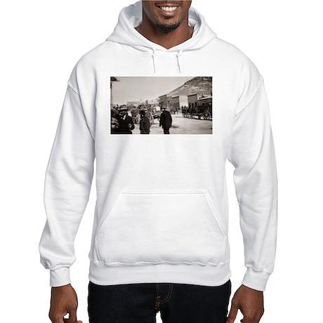 Rawhide Nevada Main Street Hooded Sweatshirt