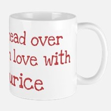 In Love with Maurice Small Small Mug