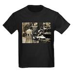 Mott Street Italian Shop Kids Dark T-Shirt