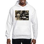Mott Street Italian Shop Hooded Sweatshirt