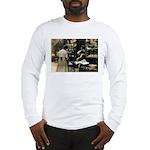 Mott Street Italian Shop Long Sleeve T-Shirt