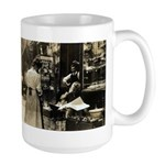 Mott Street Italian Shop Large Mug