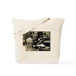 Mott Street Italian Shop Tote Bag