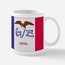 Beloved Iowa Flag Modern Styl Mug