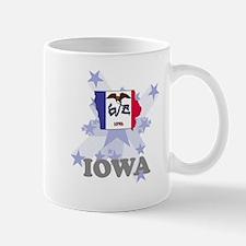 All Star Iowa Mug
