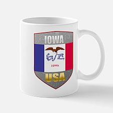 Iowa USA Crest Mug