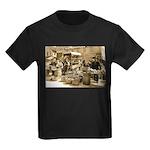 Indianapolis Market Kids Dark T-Shirt