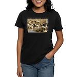 Indianapolis Market Women's Dark T-Shirt