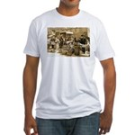 Indianapolis Market Fitted T-Shirt