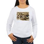 Indianapolis Market Women's Long Sleeve T-Shirt