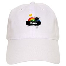 Sweet Fruity Iowa Baseball Cap