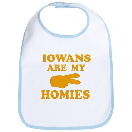 Iowans are my homies Bib