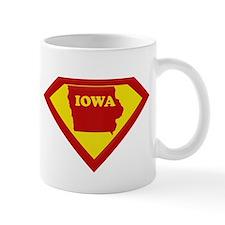 Super Star Iowa Mug