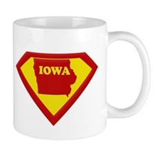 Super Star Iowa Mug