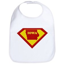 Super Star Iowa Bib