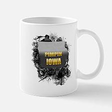 Pimpin' Iowa Mug