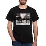 New York Hansom Driver Dark T-Shirt