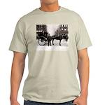 New York Hansom Driver Light T-Shirt