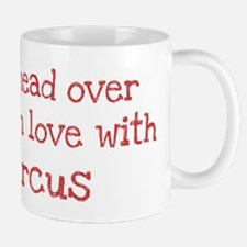 In Love with Marcus Mug