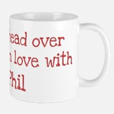 In Love with Phil Mug