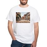 St. Charles St. New Orleans White T-Shirt