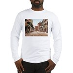 St. Charles St. New Orleans Long Sleeve T-Shirt