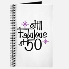 Still Fabulous at 50 Journal