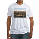 Ashville North Carolina' Fitted T-Shirt