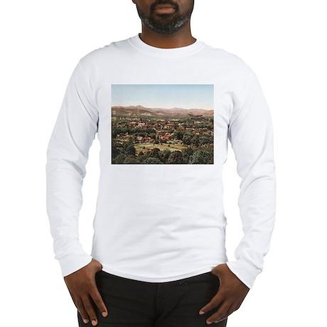 Ashville North Carolina' Long Sleeve T-Shirt