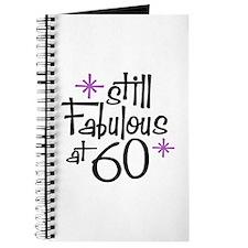 Still Fabulous at 60 Journal