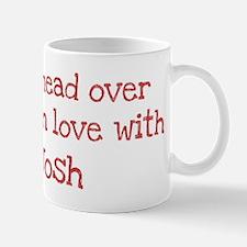 In Love with Josh Mug