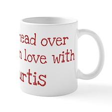 In Love with Kurtis Small Small Mug