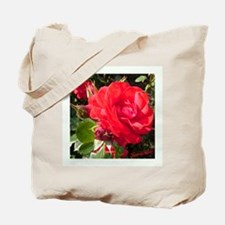 "English Rose ""Invincible"" Tote Bag"