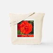 """English Rose """"Warrior"""" Tote Bag"""