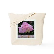 "English Rose ""Pristine"" Tote Bag"